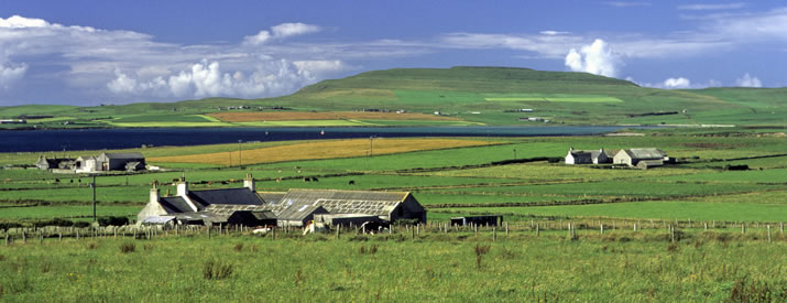 Westray in Orkney is known as the Queen of the Isles