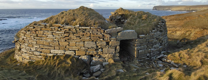 Broch of Borwick, Orkney