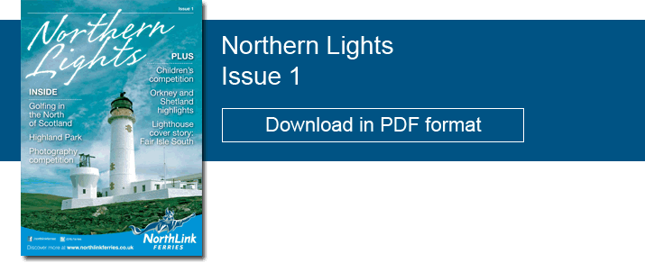 Northern Lights Issue 1