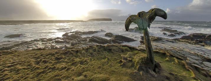 The mystery of the Birsay whalebone