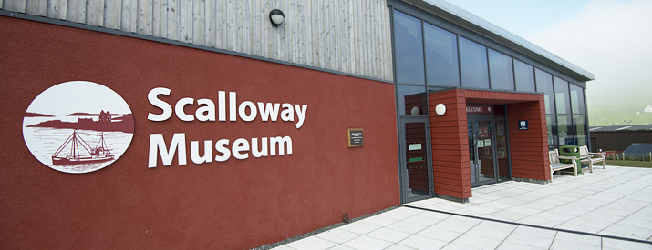 All about Scalloway Museum – an interview with Wilma Irvine