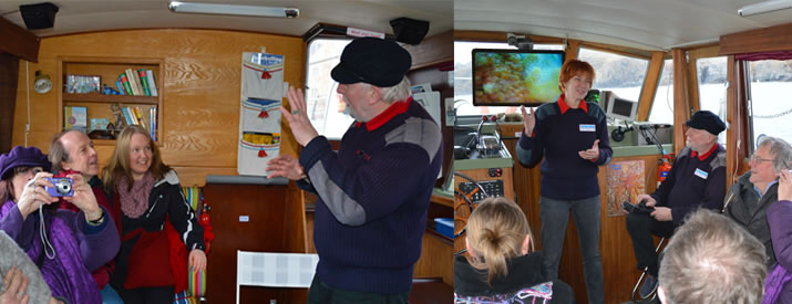 Amazing things to see Above and Under Water in Shetland