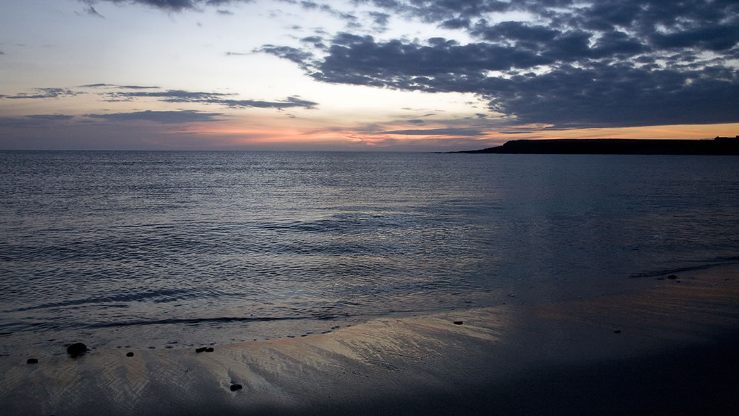The Bay of Skaill in Sandwick, Orkney