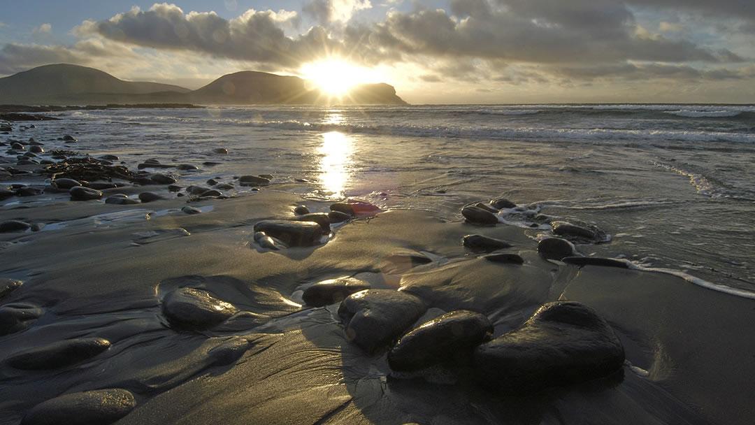 Warebeth beach outside Stromness, Orkney