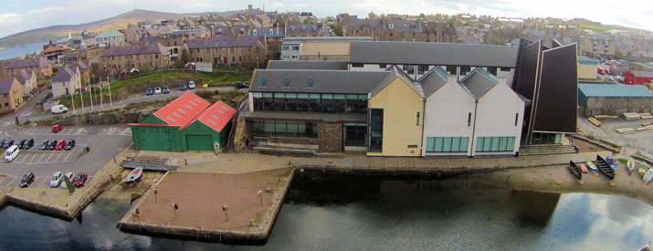 Shetland Museum – an Interview with Ian Tait