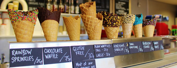 Aberdeenshire Ice-Cream Trail