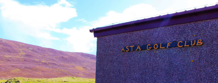 America may have Augusta but Shetland has Asta