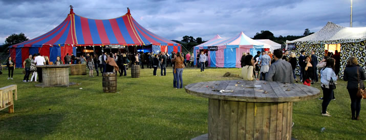 The Banchory Beer Festival and the Inverurie Beer Festival