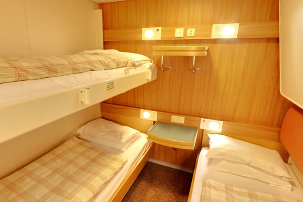 Accommodation On Ships To Shetland And Orkney Northlink