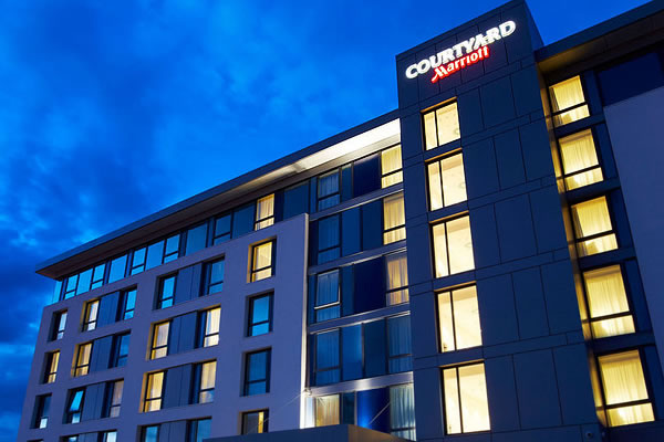 Courtyard Marriott - Aberdeen Hotels and Inns