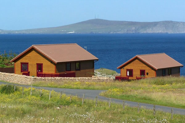 Gloverlodges Shetland - Shetland Self Catering