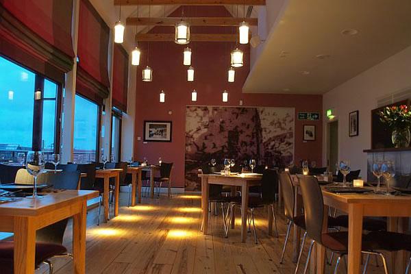 Hay S Dock Cafe Restaurant Lerwick