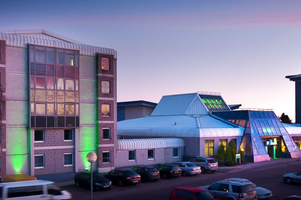 HolidayInnAberdeenExhibitionCentre Aberdeen - Aberdeen Hotels and Inns