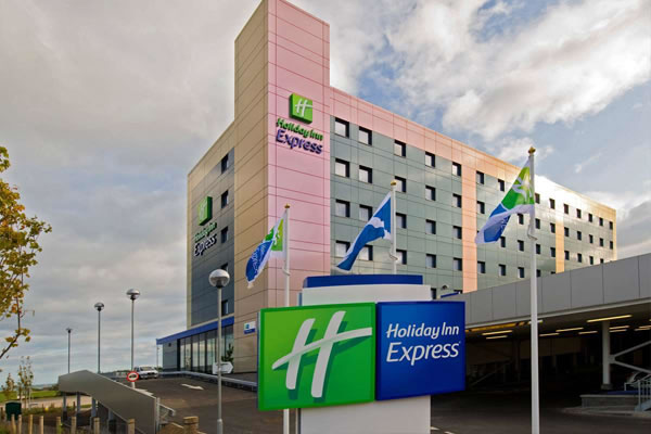 HolidayInnExpressAberdeenExhibitionCentre Aberdeen - Aberdeen Hotels and Inns