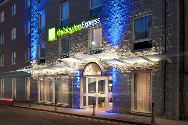 HolidayInnExpressCityCentre Aberdeen - Aberdeen Hotels and Inns
