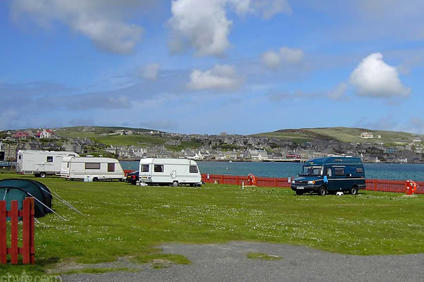 Pointofnesscampsite Orkney - Orkney Hostels, Camping and Caravans