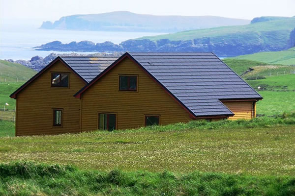 brekka lodge - Shetland Self Catering