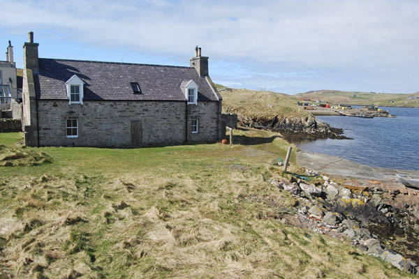 burrastow cottage - Shetland Self Catering
