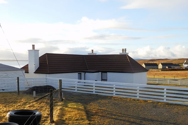 lower brunthill - Shetland Self Catering
