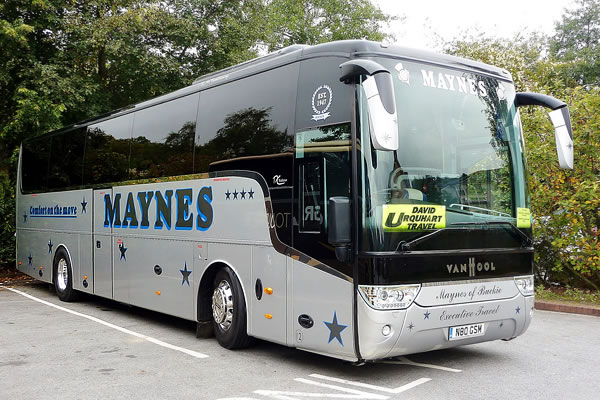 maynes - Orkney Services