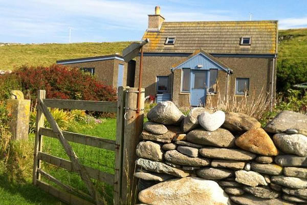 north booth - Shetland Self Catering