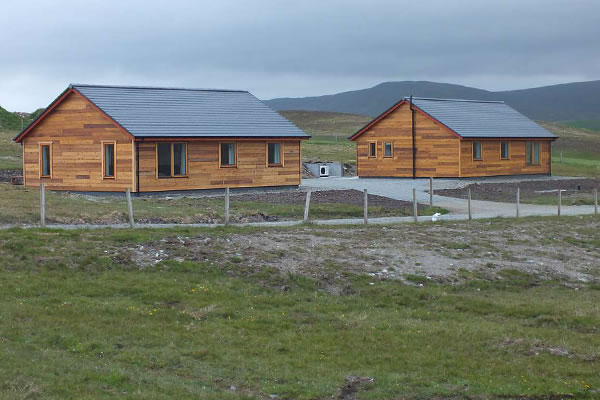 nortower lodges - Shetland Self Catering