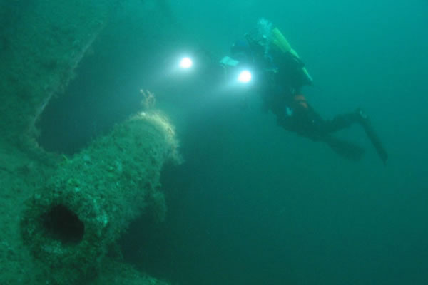 scapa scuba - Orkney Services