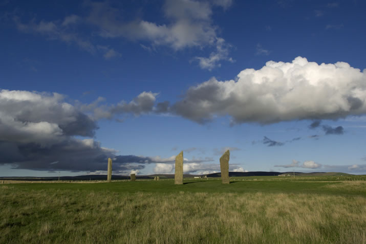 The Standing Stones of Stenness, Orkney