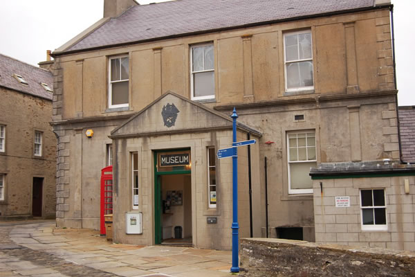 stromness museum - Orkney Services