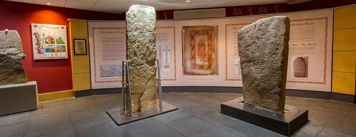 Medieval Sculpture Gallery - Caithness Horizons