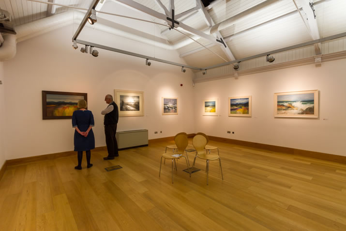 Temporary Exhibition Gallery - Caithness Horizons