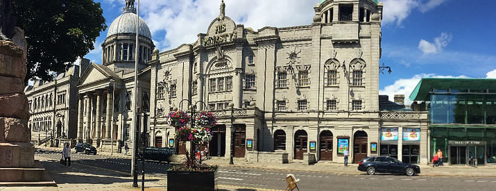 Aberdeen: The City of Performances