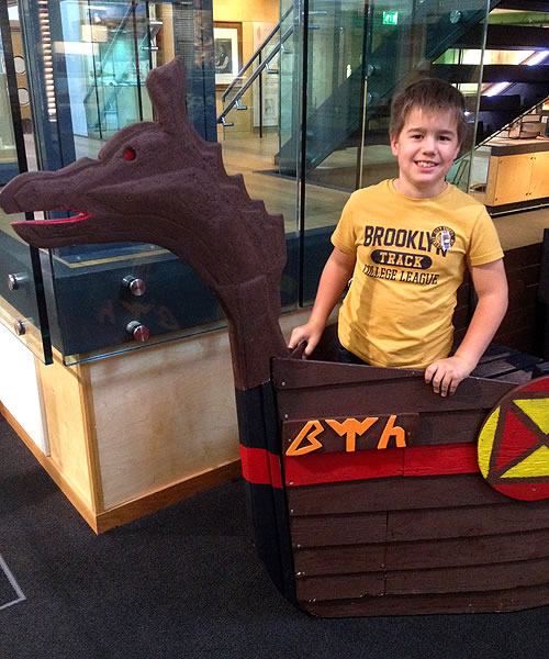 Caithness Horizons exhibits for children