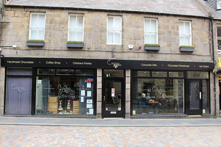 Aberdeen Coffee Cravings Aberdeen Coffee Shops Northlink