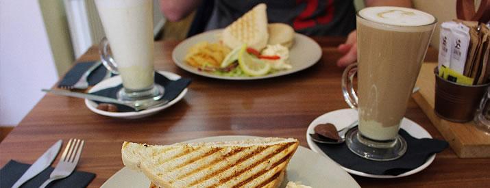 Coffee Shops in Aberdeen