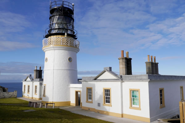 Sumburgh lighttower - Shetland Self Catering