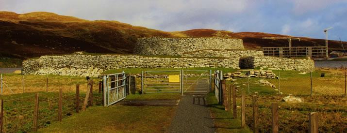 Clickimin Broch – a hidden treasure in the heart of Lerwick