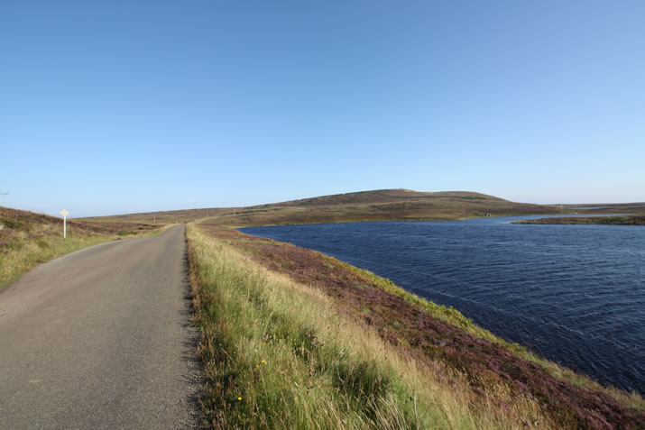 Road to Dunnet Head, Caithness