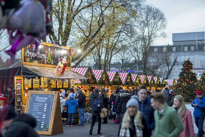 Aberdeen Christmas Markets