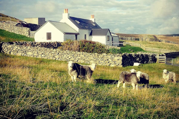 Waddle Self Catering - Shetland Self Catering
