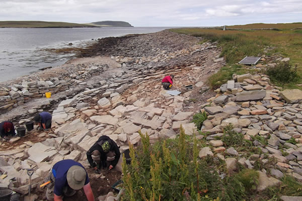 swandro rousay orkney - Orkney Services