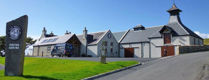 A tour of the Orkney Brewery