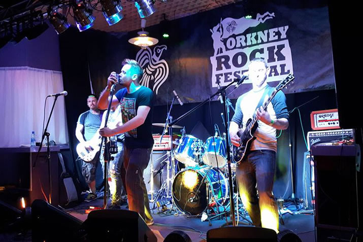 The Orkney Rock Festival