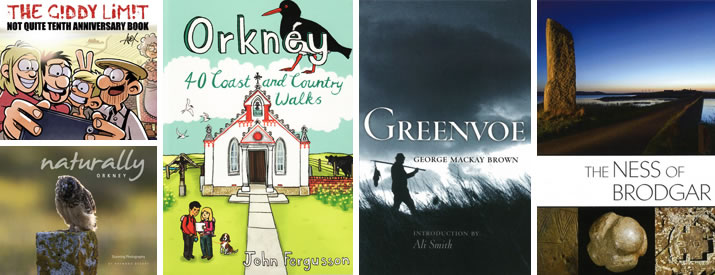 12 essential Orkney books