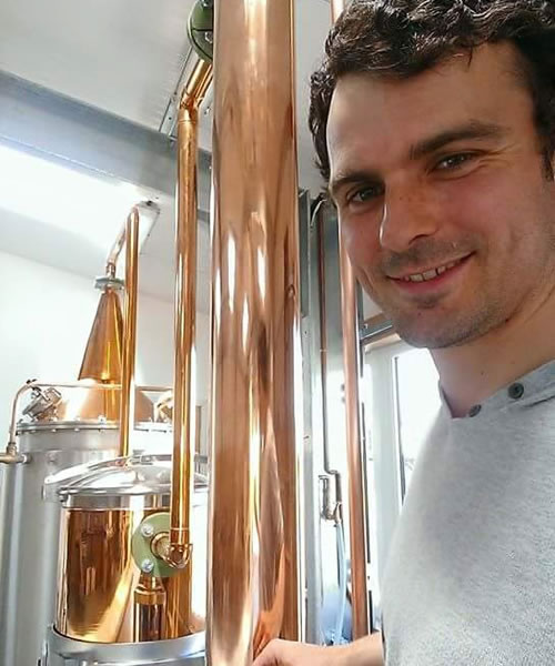 Dunnet Bay Distillery still