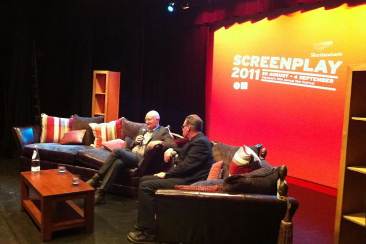 Screenplay - Shetland's Film Festival