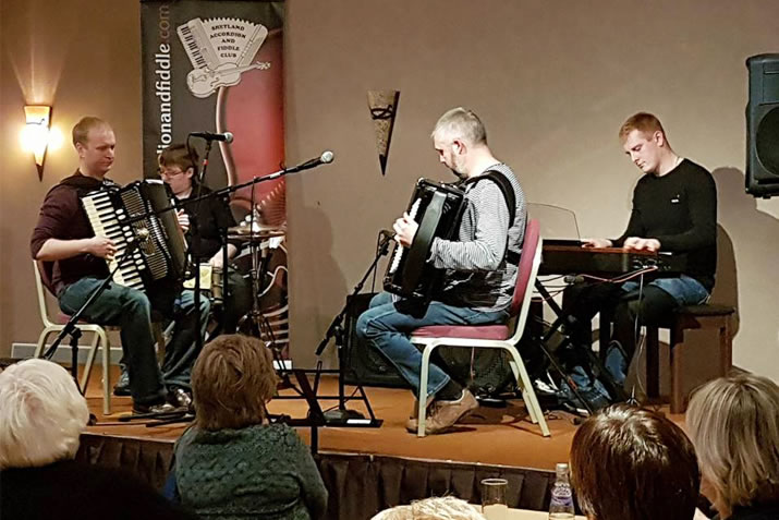Shetland Accordion and Fiddle Festival