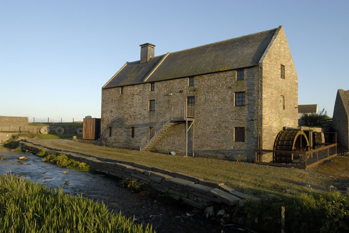 Barony or Boardhouse Mill, Birsay, Orkney