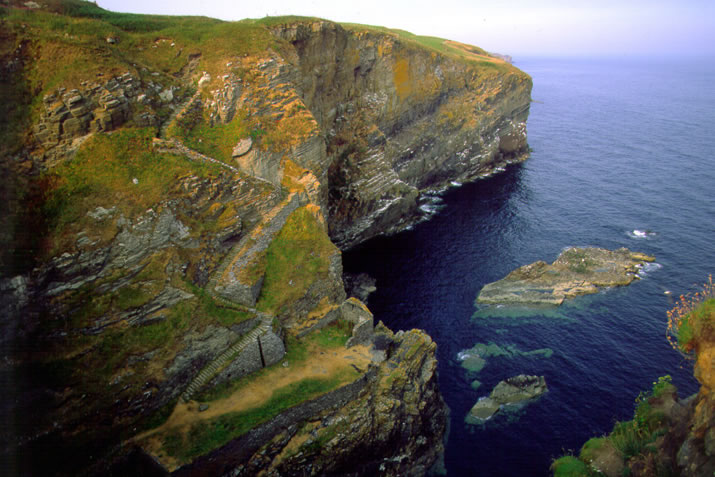 The Whaligoe Steps, Caithness