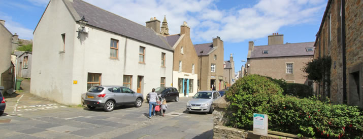 Graham Place, Stromness, Orkney